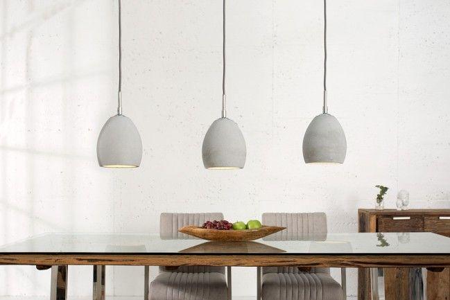 1 Lampen Esszimmer, Hängelampe Beton, Hängeleuchte Esstisch, Hängelampe  Wohnzimmer, Esstisch Beleuchtung,