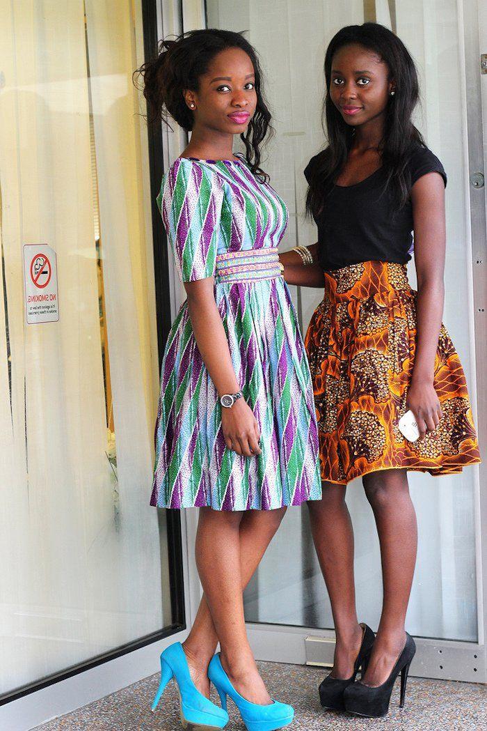 1001 Photos De La Robe Africaine Chic Et Comment La Porter Robe Africaine Robe Et Mode