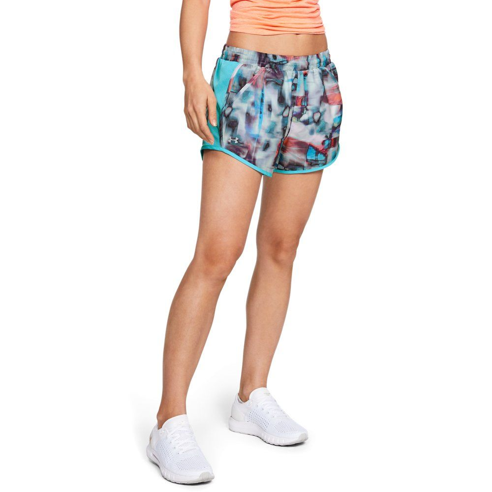 Photo of Women's UA Fly-By Printed Shorts | Under Armour US