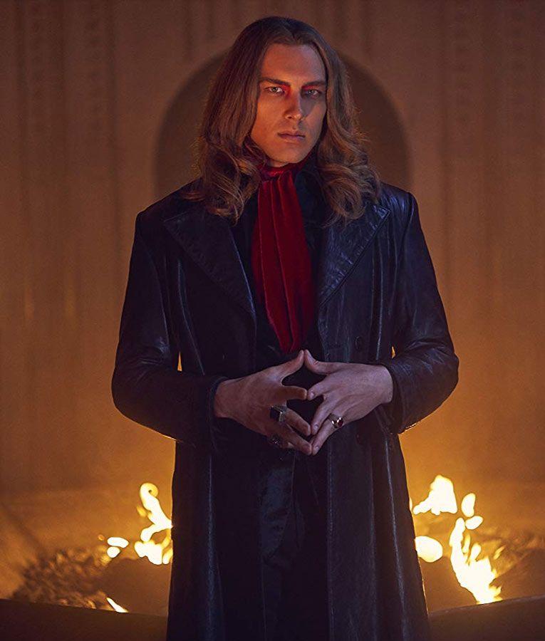 American Horror Story S09 Michael Langdon Coat #ahsapocalypse