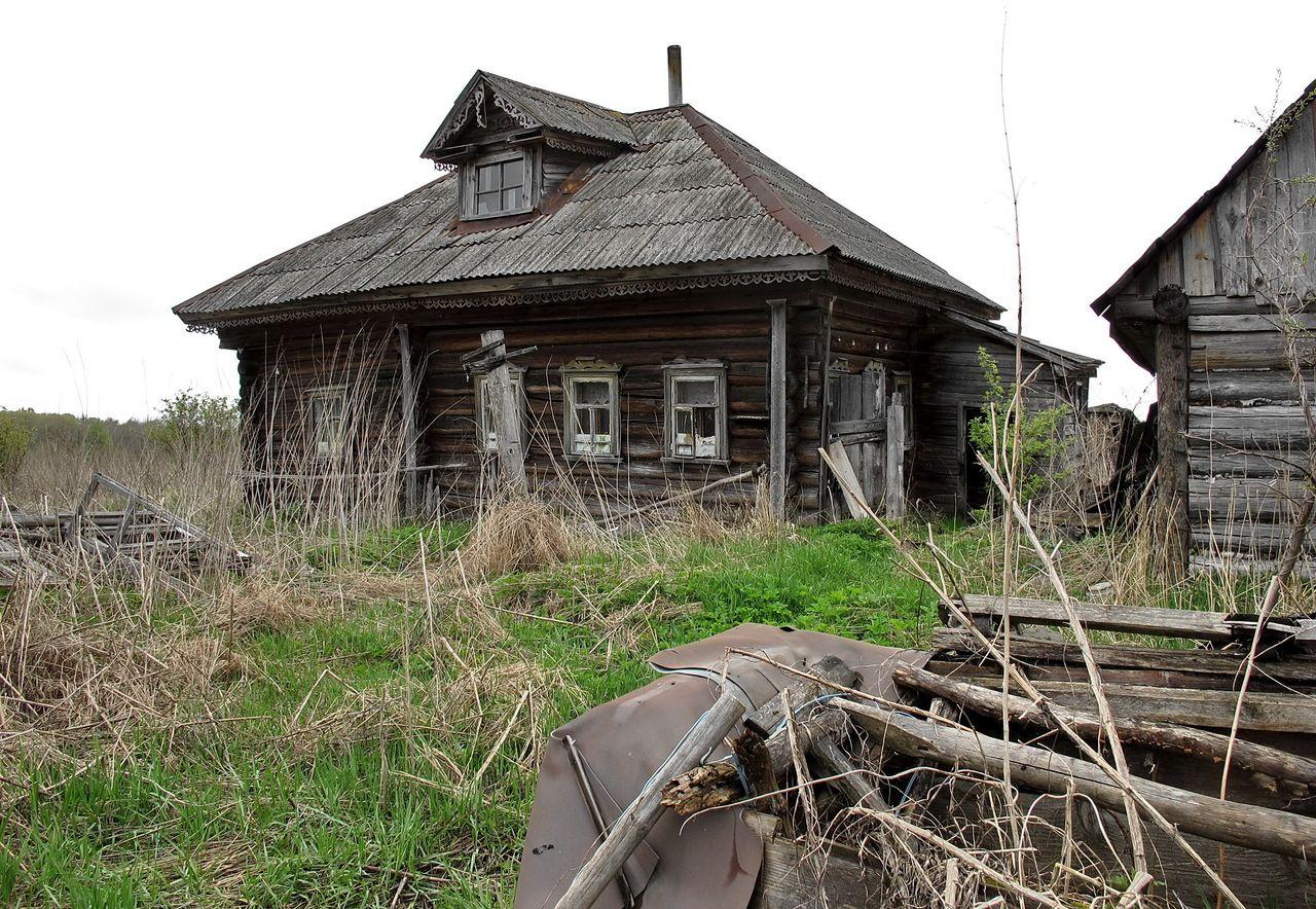 заброшенные деревни в красноярском крае фото написал джиму