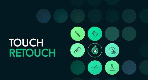 touch retouche apk