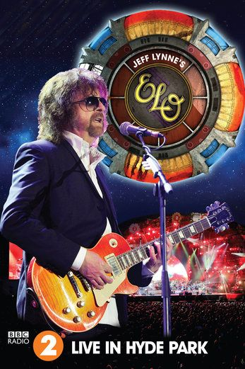 Jeff Lynne's ELO at Hyde Park