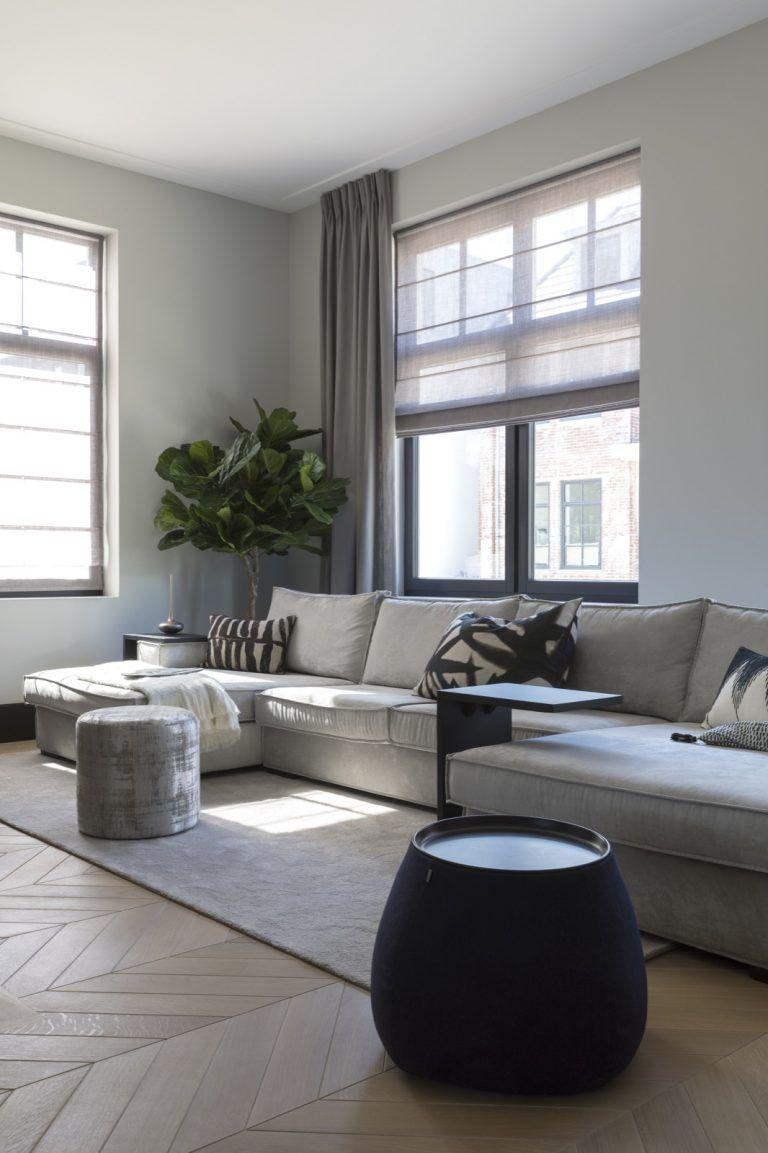 Textiel villa - Hoog ■ Exclusieve woon- en tuin inspiratie. #woonkamerinspiratie