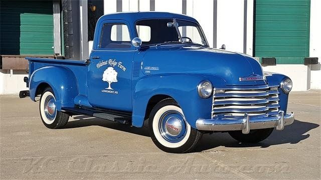 1953 Chevrolet 3100 ..one of the nicest I have seen.