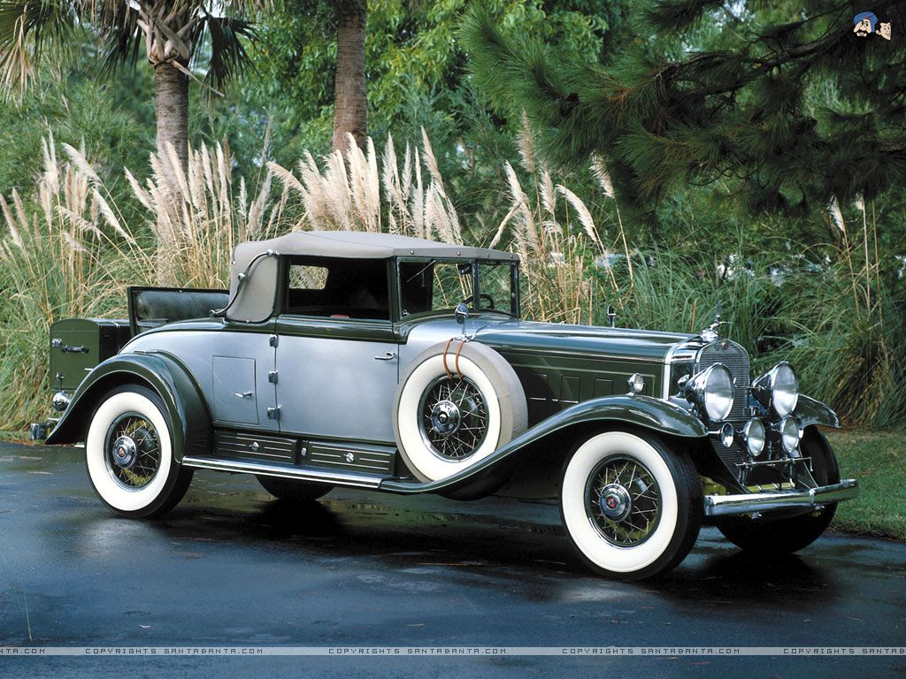 Cadillac V16 1930 Vintage and Classic Cars