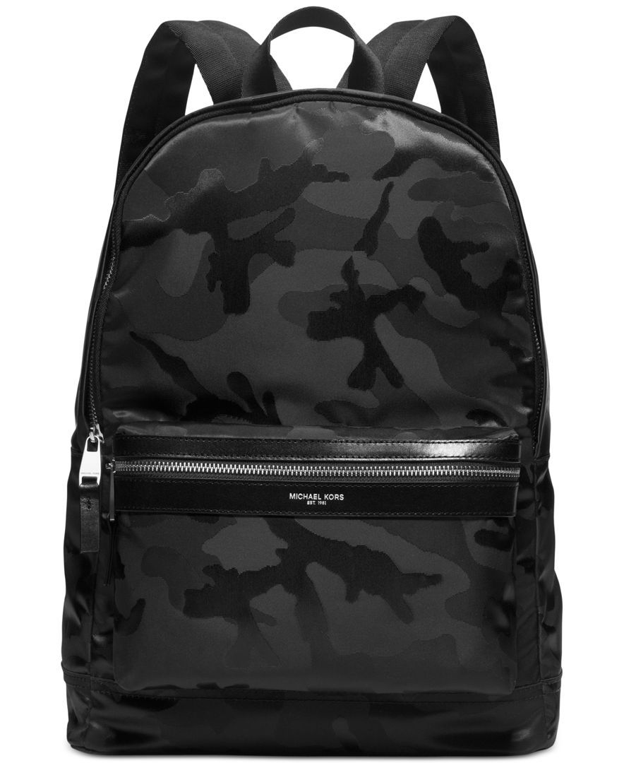 50f068bf52cf Michael Kors Kent Camo Backpack | wish list * | Camo backpack ...