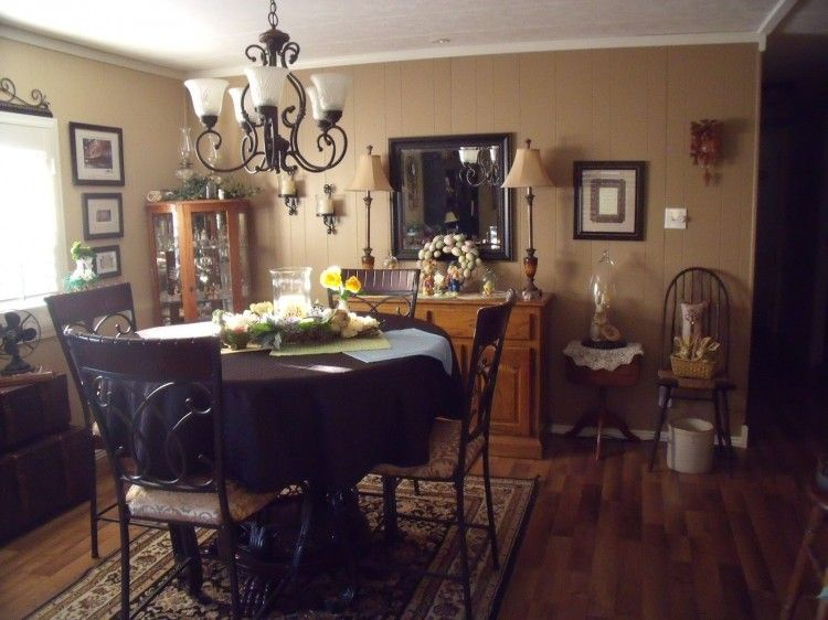Manufactured Home Holiday Decor: Very Merry Double Wide ...