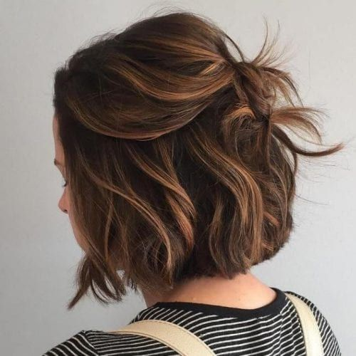 Best Hairstyles for Short Height Girls - 30 Cute H