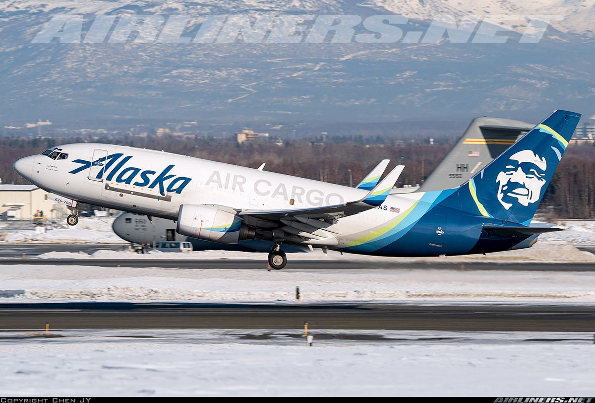 Photo taken at Anchorage Ted Stevens International (ANC