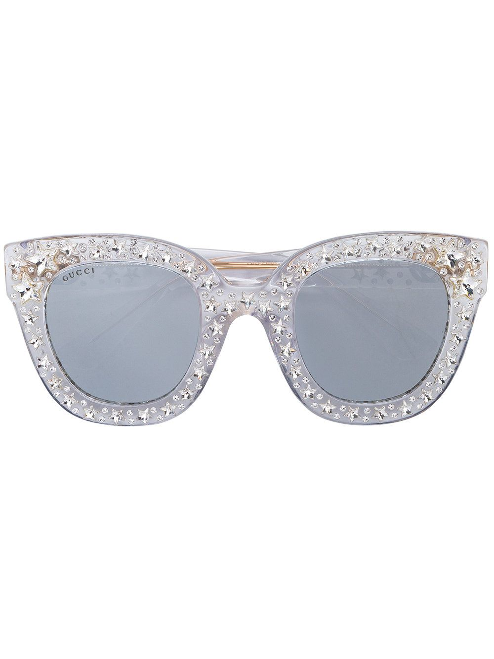 eda73d5443 Gucci cat eye star sunglasses