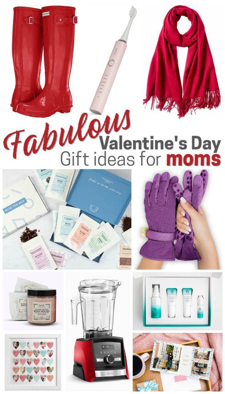 Unique Valentine's Day gift ideas for moms. #valentinesdaygifts #valentinesday #giftsforher #giftsformom #valentinesdaygiftsforher