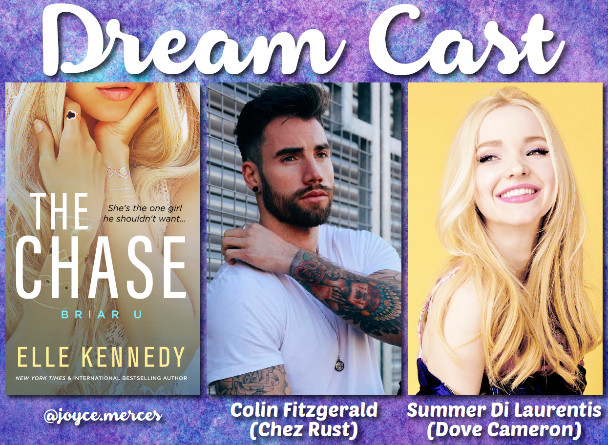The Chase By Elle Kennedy Elle Kennedy Books Dream Casting