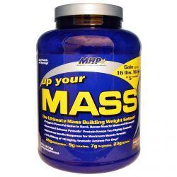 Maximum Human Performance, Llc, Up Your Mass, Fudge Brownie, 4.7 Lbs (2154 G), Diet Suplements -ST