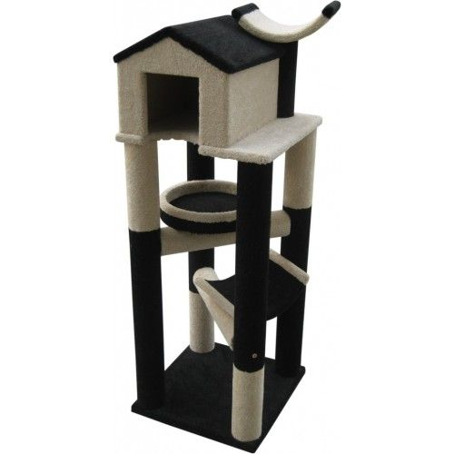 Bono Fido Morris Inn Cat Scratcher Tree Do You Think They Will Import This To The Us Cat Scratching Post Cat Scratcher Tree Scratching Post
