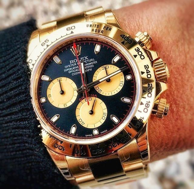Rolex Daytona   Luxus uhren, Uhren herren, Uhren
