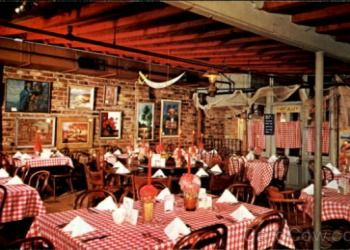 The Pirates House Restaurant In Savannah Savannah