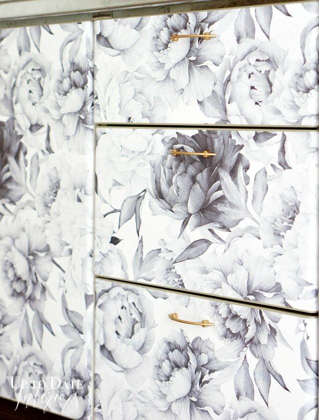One Room Challenge Al Kitchen Reveal Wallpaper Inspiration