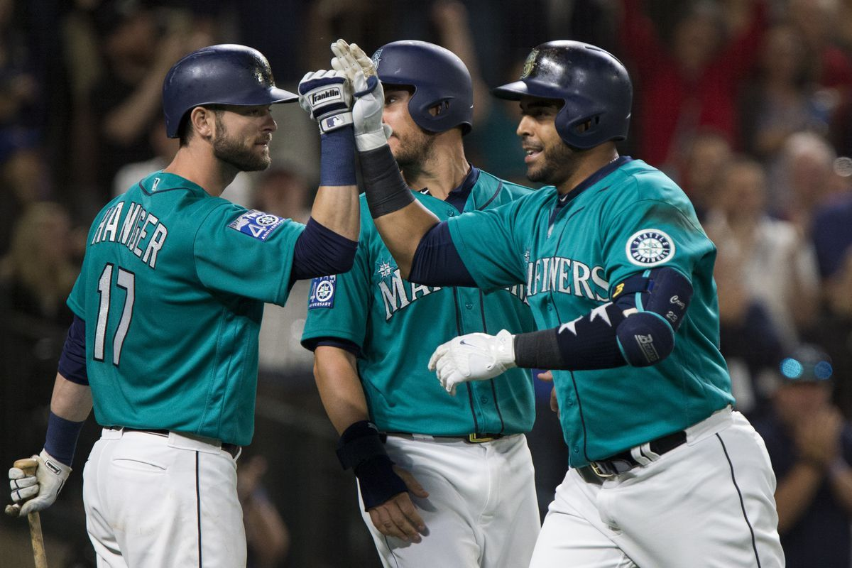 Seattle Mariners Crush Los Angeles Angels To Remain No 1 In Al West Baltimore Orioles Baseball Orioles Baseball Baseball Live