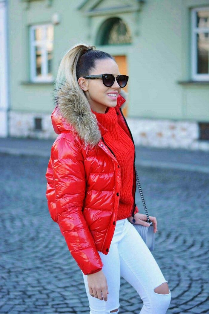 Pin von RARU Mode Shiny Fashion auf RARU Mode | Jacken
