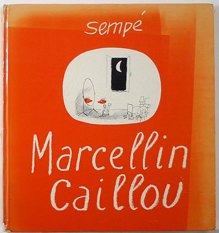 【Marcellin Caillou】1969  JEAN JACQUES SEMPE(ジャン・ジャック・サンペ)