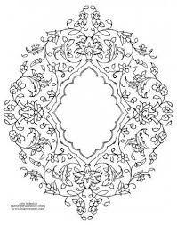 tezhip patterns ile ilgili görsel sonucu