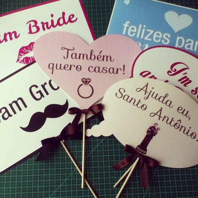 2ec022cf8 Placas divertidas para fotos Festas De Despedida De Solteira