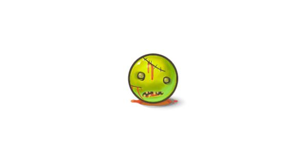 Scary Emoticon Emoticon Scary Smiley