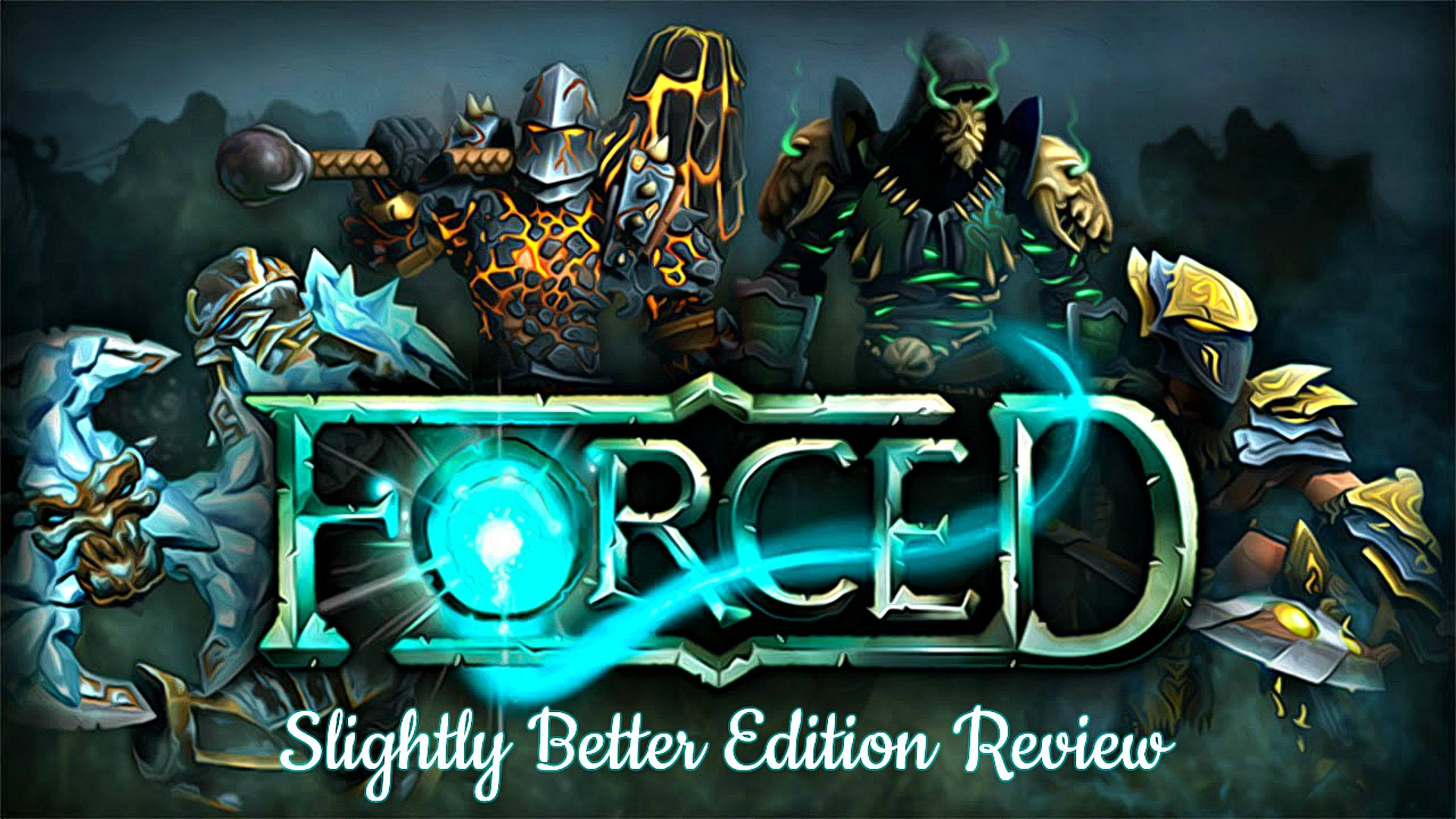 Forced Slightly Better Edition Review (PS4) KeenGamer