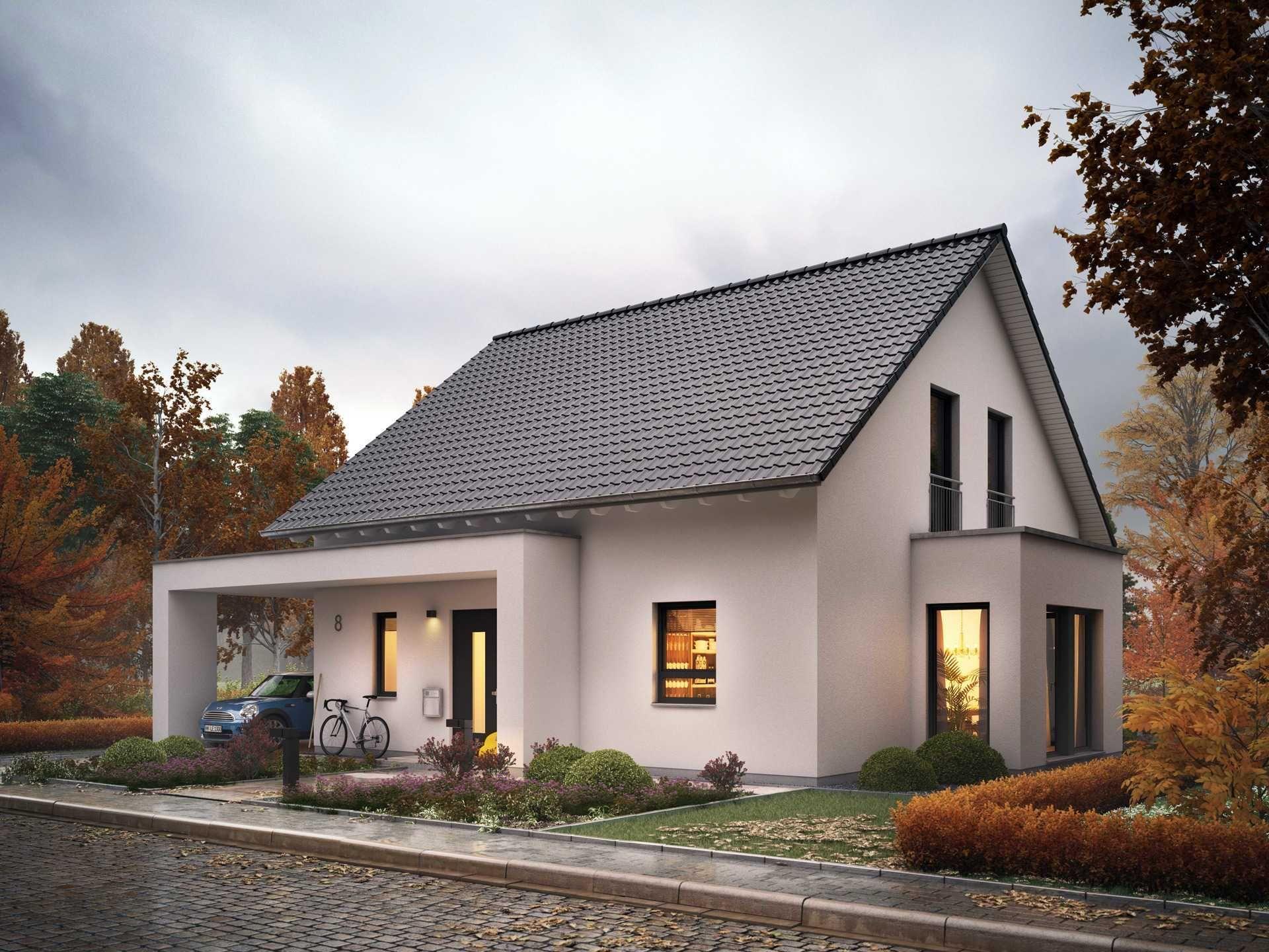 Moderner Baustil
