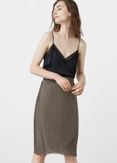 Skirts for Woman | MANGO Vietnam