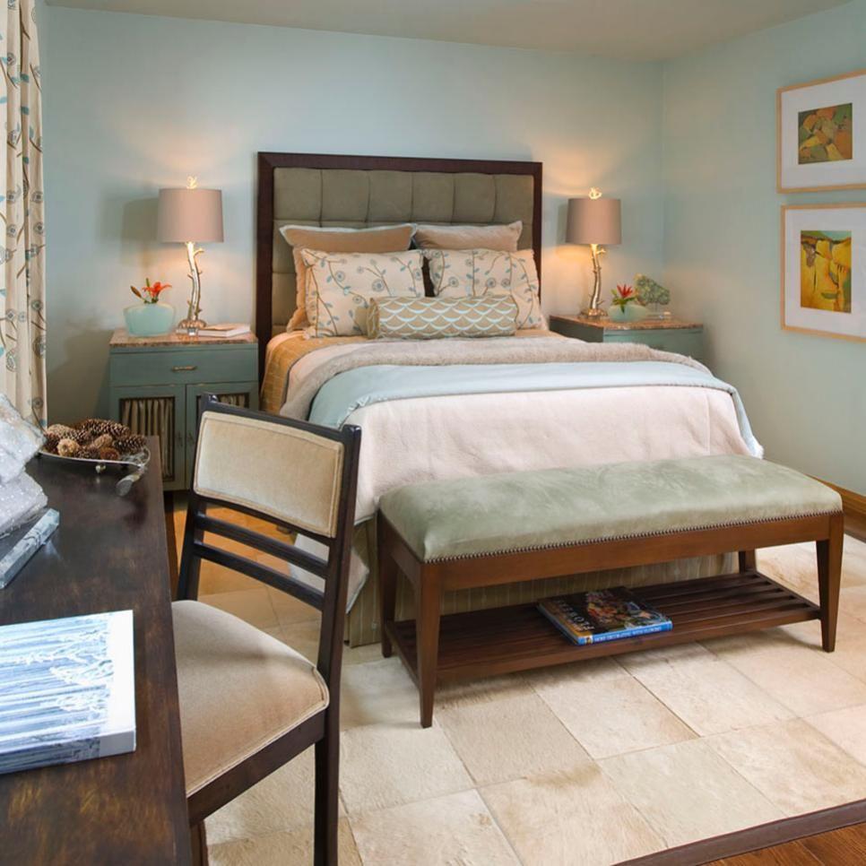 Small Guest Bedroom, Guest Bedroom, Room