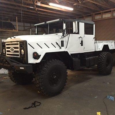 5 Ton Military Trucks Custom Interiors | M923 Custom Truck