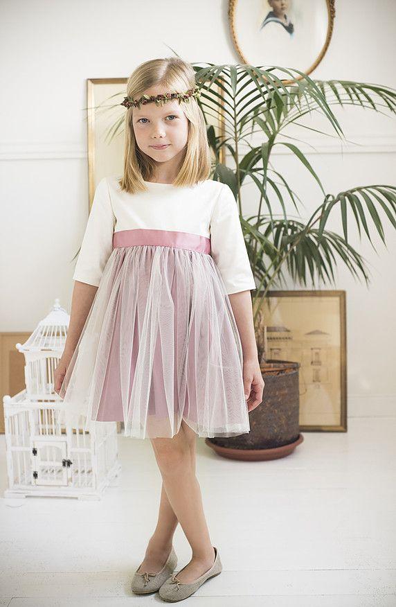 Ropa de niños por encargo especializada en vestidos para ceremonia.y ...