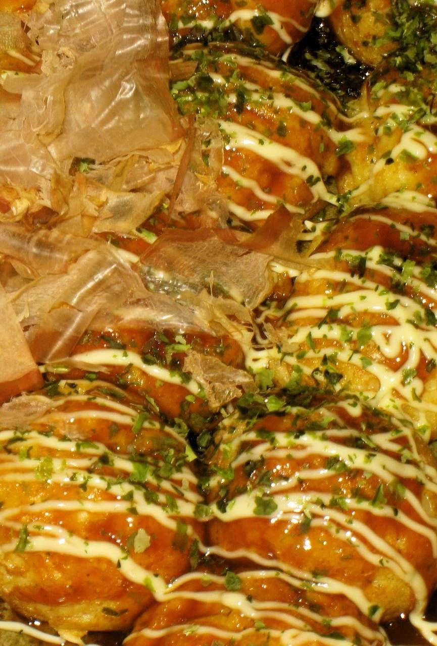 Crisp and Creamy Osakastyle Seafood Takoyaki Recipe