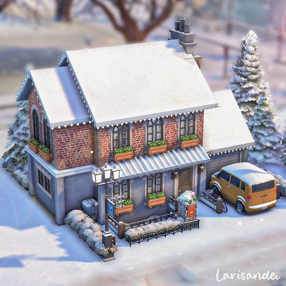 Cute little townhouse