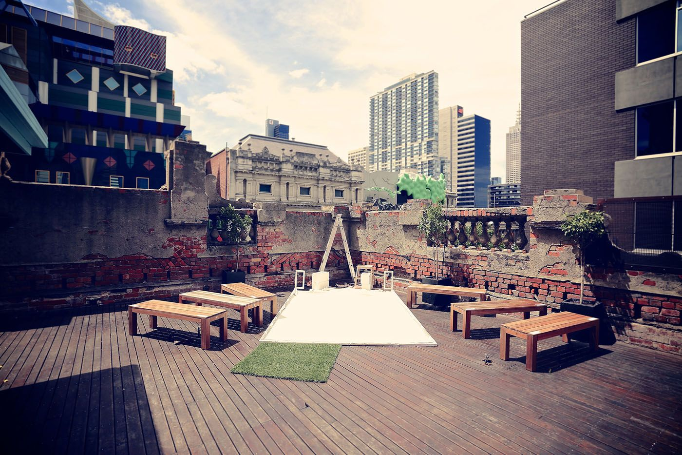 16++ Wedding ceremony only venues melbourne info