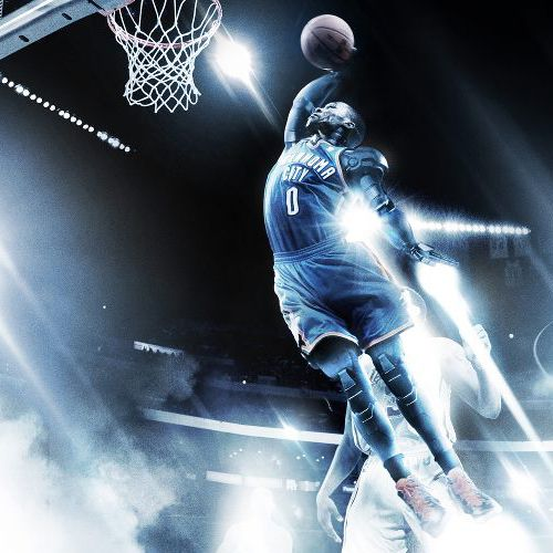 Russell Westbrook Dunk Wallpaper | Oklahoma City Thunder ...
