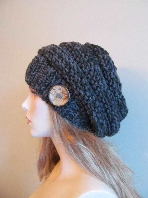 Knitting Hat Patterns For Women [17 To Keep You In Style ...