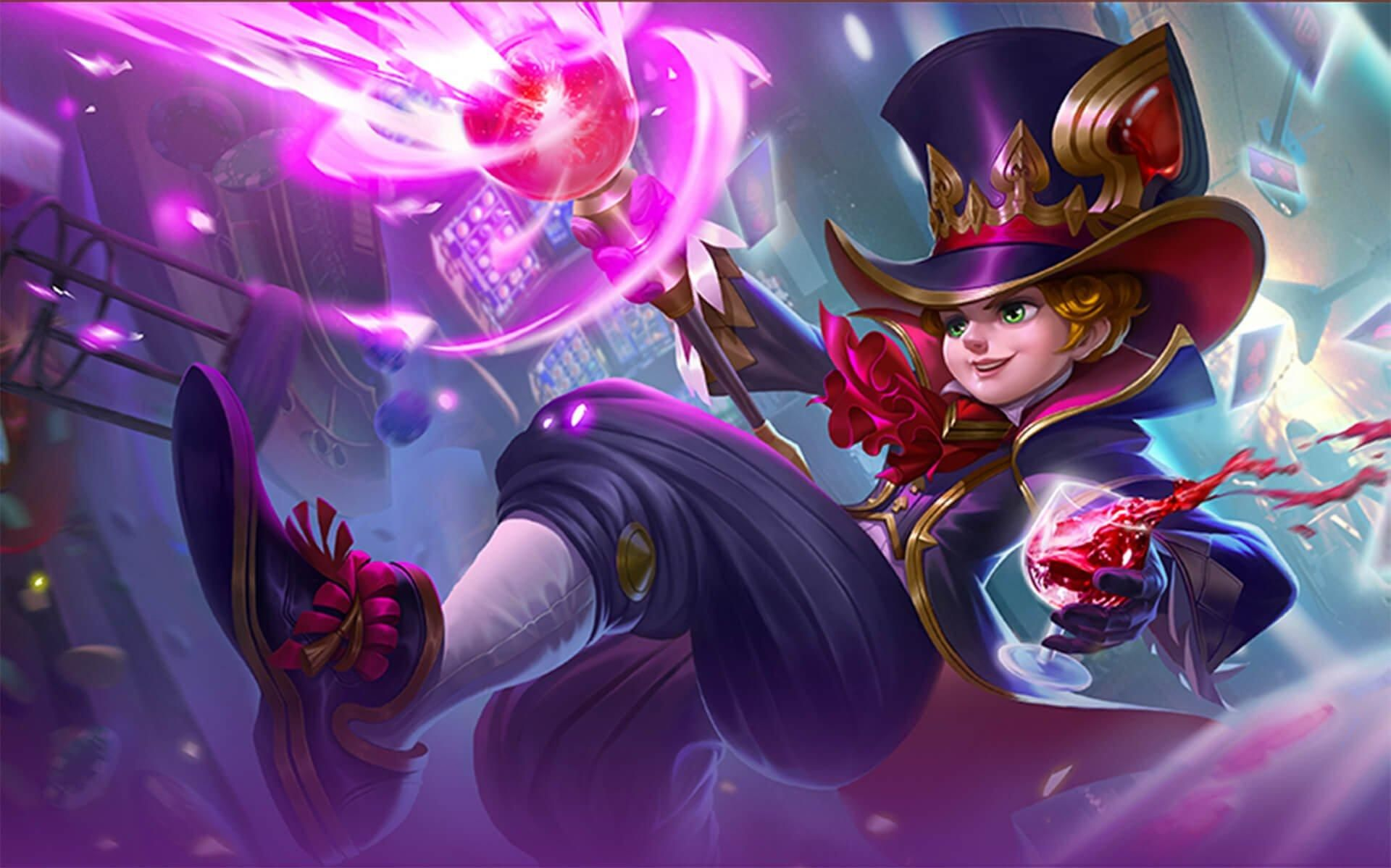 Pin by PinoyGamer on Gaming in 2020 Mobile legends