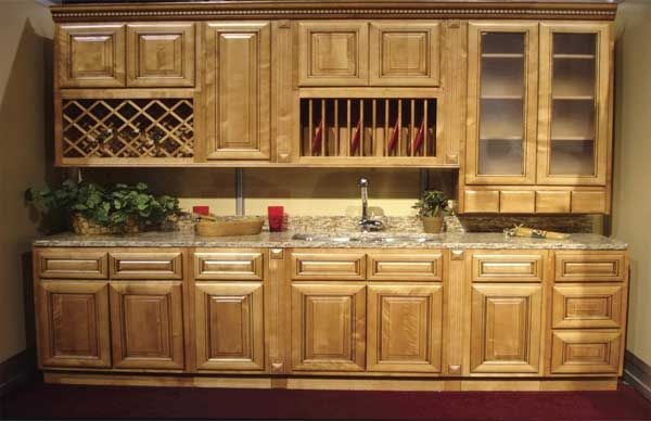 Lovely Hickory Cabinets | Italian Hickory RTA Kitchen Cabinets Maple All Wood  Cabinet