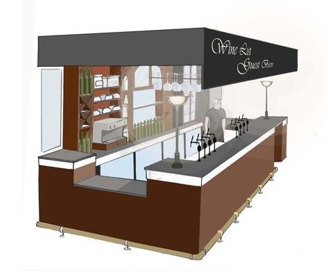 commercial bar design ideas - Google Search | Kensington Bar ...