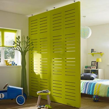 Cloison amovible pour optimiser son espace intérieur | Separateur ...