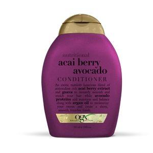 Acai Berry Avacado Conditioner Ogx Shampoo Organix Shampoo