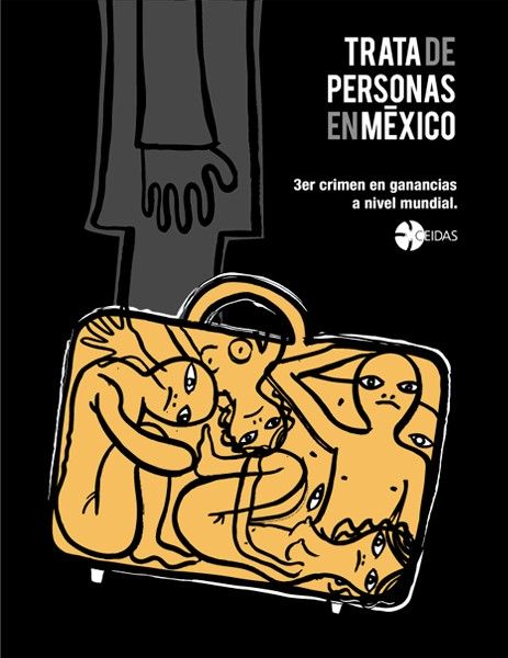 Mexico Human Trafficking Crime 1st Place Winner In Human