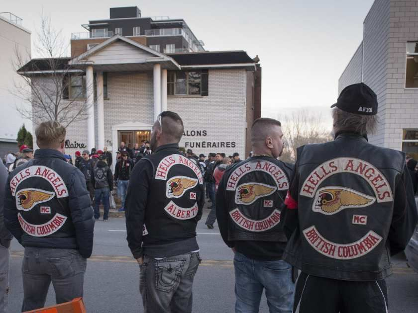 hell s angels The hells angels motorcycle club is sometimes considered an outlaw group read about hells angels and whether that reputation is deserved.