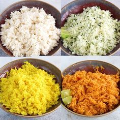 7 Easy Rice Recipes (Stove Top & Rice Cooker) No m