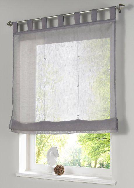 Risultati immagini per tende lino a pacchetto | cortinas ...