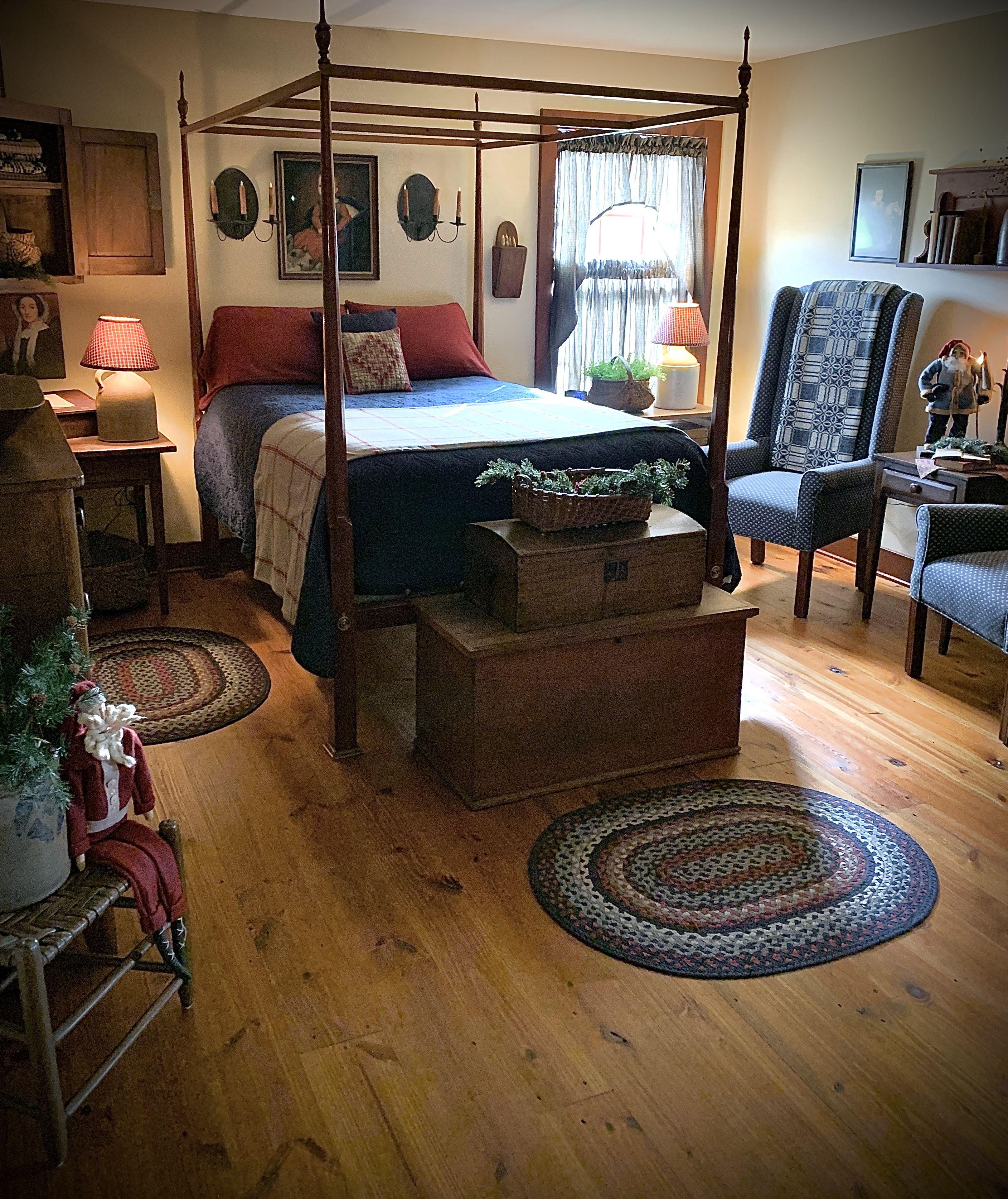 33+ Primitive master bedroom ideas ppdb 2021