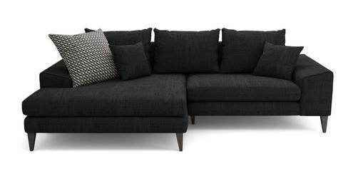 dbc1f745985 Quartz Left Hand Facing Chaise Sofa Quartz | DFS | Stuff for Home ...